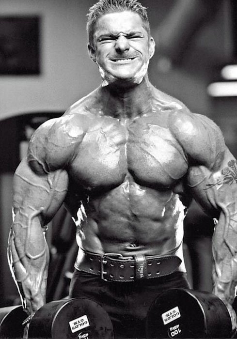 pro bodybuilders after steroids