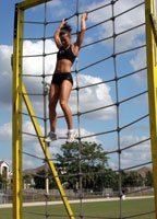 Women's Tri Fitness Obstacle Course