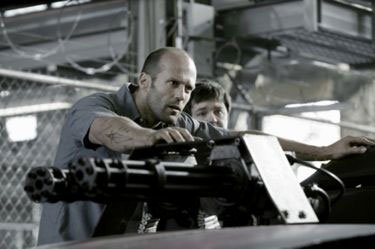 jason statham weight training