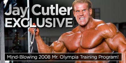 These pictures and photos will help you understand the word(s) jay cutler biceps in detail
