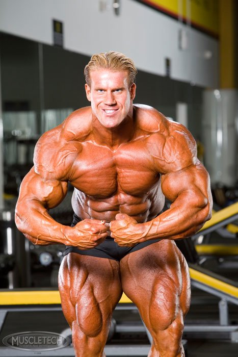 Jay Cutler Exclusive: Mind-Blowing 2008 Mr. Olympia ...