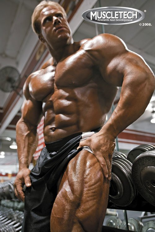Jay Cutler Exclusive: Mind-Blowing 2008 Mr. Olympia