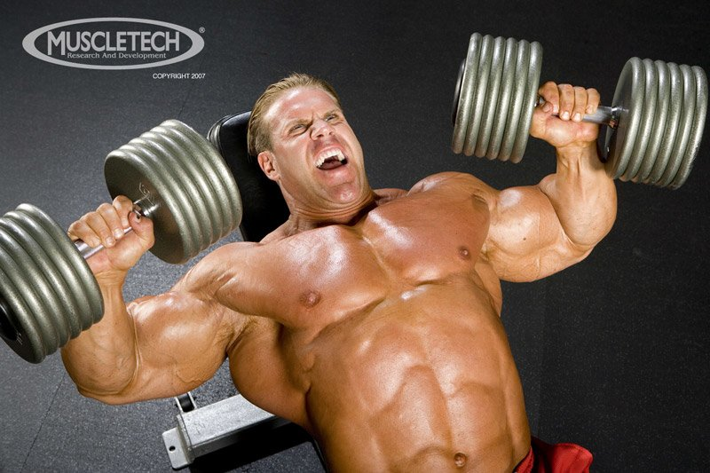 Bodybuilding.com - Jay CUTLER's Ultimate Chest And Biceps Training ...