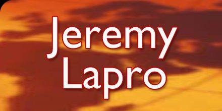 Jeremy Lapro