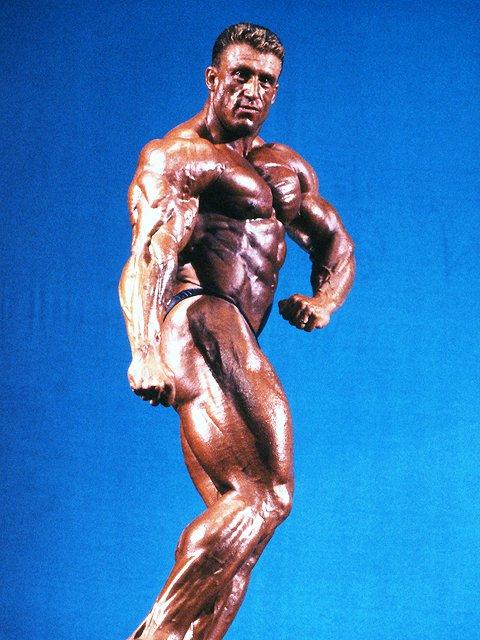 dorian yates interview steroids
