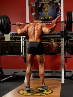 I Focused On Building Up To 1-3 Rep Maximums On Various Exercises.
