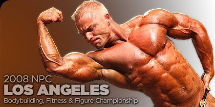 2008 NPC Los Angeles Bodybuilding, Figure & Fitness Championships