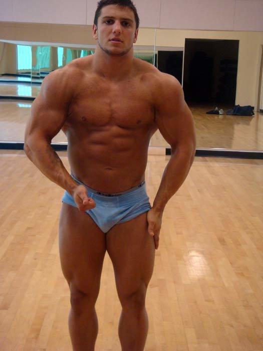 Teen Bodybuilder Of The Week Lukas Duncan