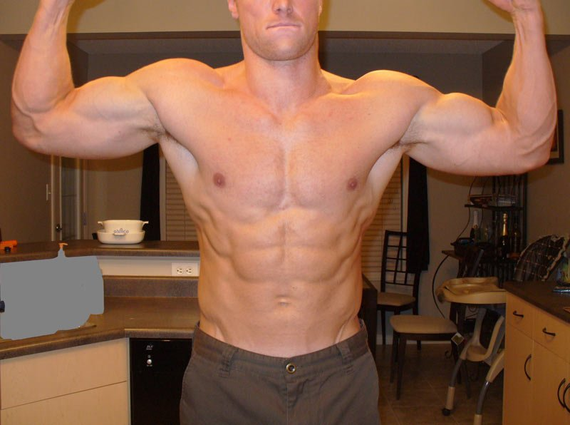Male Transformation Of The Week - Phil Thompson!
