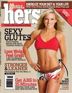 Muscle & Fitness Hers July/August 2008