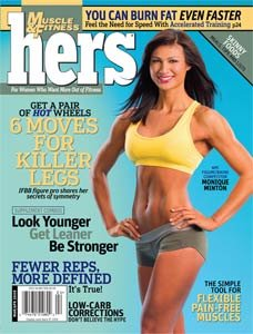Muscle & Fitness Hers March/April 2009