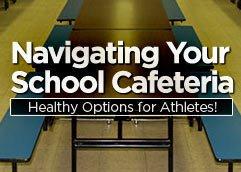Navigate The Cafeteria!
