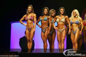 Ms. Figure Olympia Finals