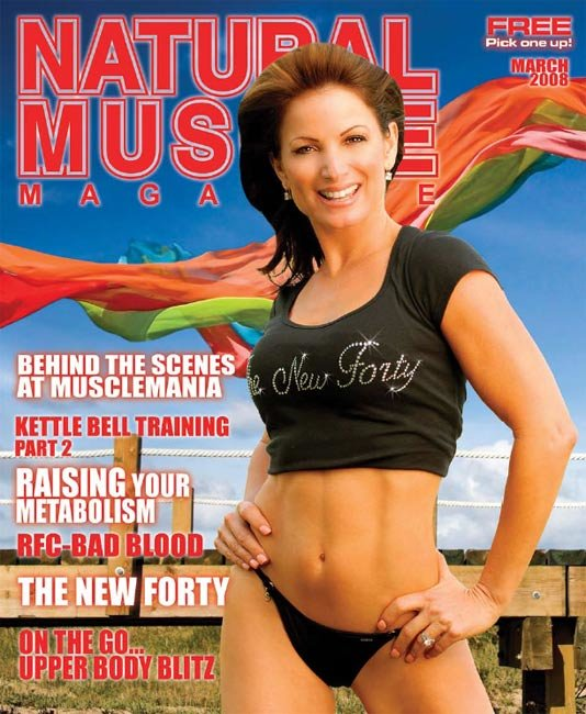 natural muscle magazine march 2008 the march issue of natural muscle