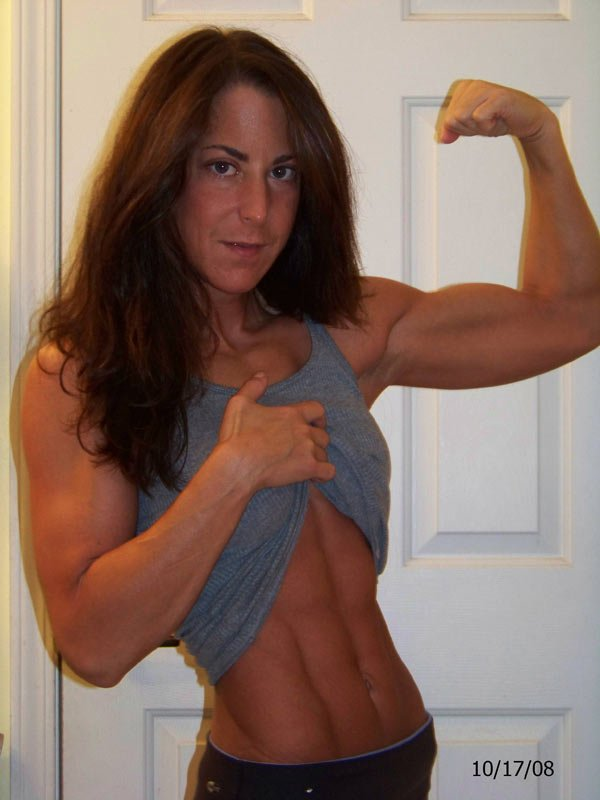 Over 40 Transformation Of The Week Tracie Euker