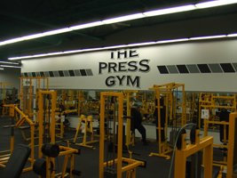 The Press Gym