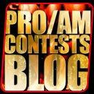 2009 Pro/Am Contests Blog