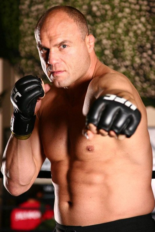 randy couture gym