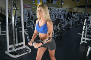 Women Will Have To Balance Working Out And Other Testosterone-Building Activities
