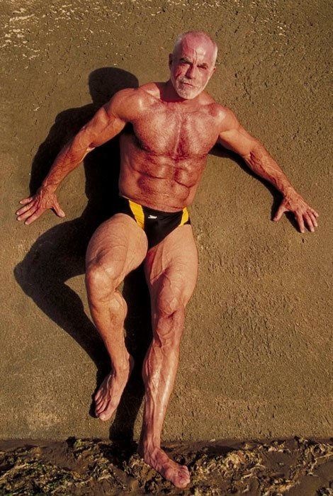 if you want to look like this, skip the testosterone boosters, and go