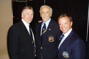 Jim Manion, Ben Weider & Dr. Rafael Santonja