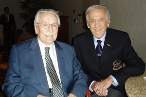 Joe And Ben Weider.