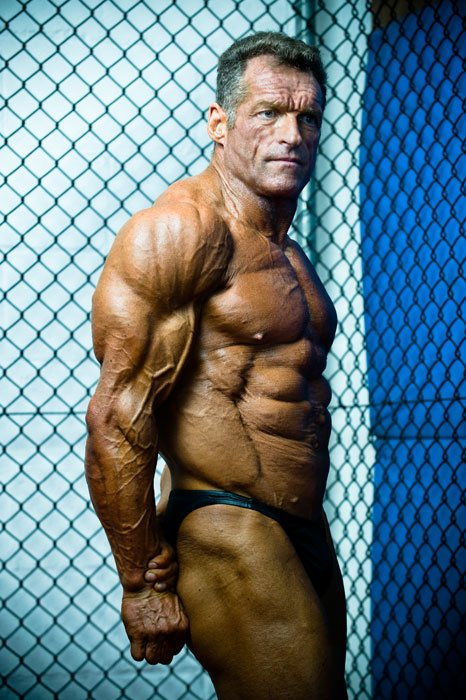 Over 40 Bodybuilder of the Week: Sean O'Reilly
