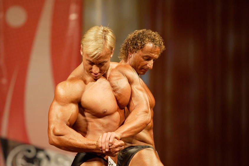 Бодибилдинг и влияние секса на рост мышечной массы