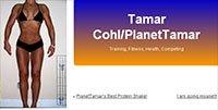 Tamar's BodyBlog!