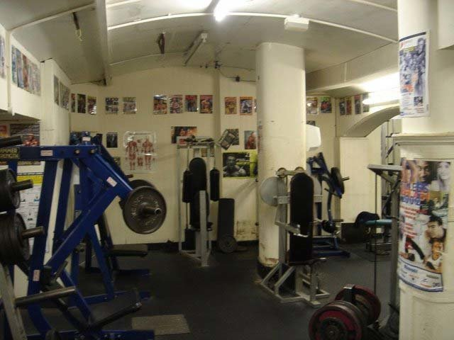 Temple Gym - Birmingham, United Kingdom