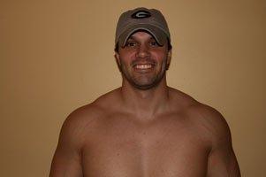 Author, Brent Moody: I Felt Something In My Lower Back Go.