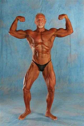 Over 40 Bodybuilder Of The Week - Ed Cook!