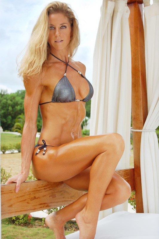 Female Transformation Of The Week - Belinda Benn!