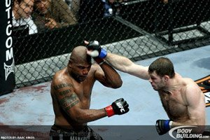 Quinton Jackson vs. Forrest Griffin