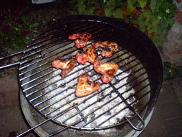grilling can present a health risk