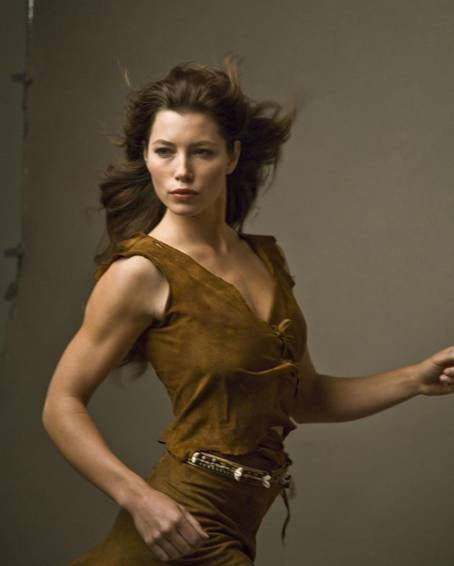 How To Tone Your Arms And Drop Body Fat Like Jessica Biel!