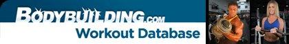 Workout Database