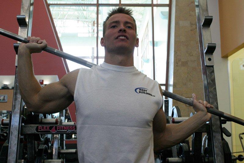 muscle bulking