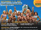 2009 Atlantic City Pro Info!