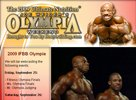 2009 Olympia Free Live Webcast!