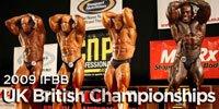 2009 IFBB UK British Championships!