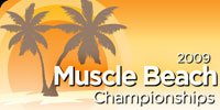 2009 Muscle Beach Championships Contest Results.