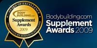 2009 Bodybuilding.com Supplement Award Winners