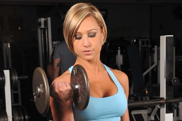 More And More Women Are Starting To Get Involved With Weight Training.