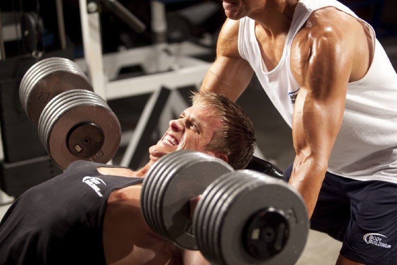 You Can Slug Some Heavy Iron With A Handful Of Compound Exercises And Get The Same (Or Better) Results.