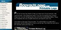 Free Printable Logs