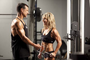 We Mustn't Use Our Focus And Limited Energy In The Gym For Uttering Half-Witted Pick-Up Lines In Between Sets.