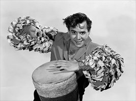 Think Of An Enraged Ricky Ricardo With PMS.