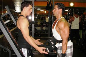 A Training Partner Can Push You Harder Than You'd Push Yourself.