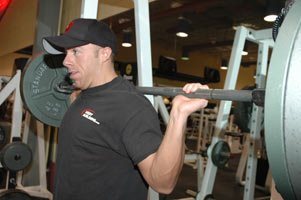 Focus On lifting A Heavy Enough Weight To Build Muscle Mass.